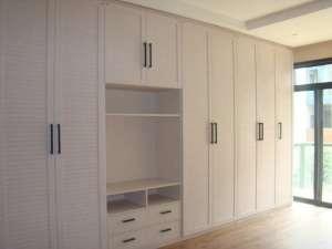 整体衣柜的清洗和保养方法